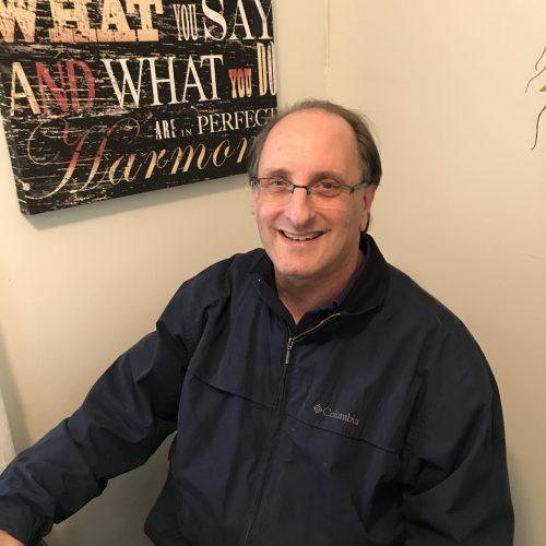 Steve Steinberg, Executive Functioning Specialist